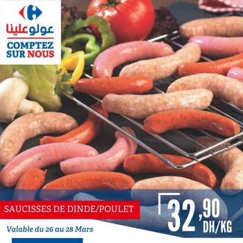 Catalogue Carrefour - 26/03/2021 - 28/03/2021.