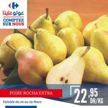 Catalogue Carrefour - 26/03/2021 - 29/03/2021.