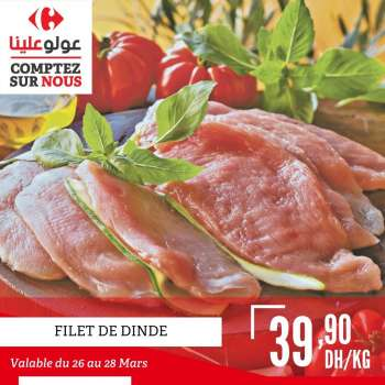 Catalogue Carrefour Market - 26/03/2021 - 28/03/2021.