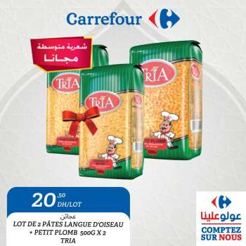 Catalogue Carrefour - 27/03/2021 - 31/03/2021.