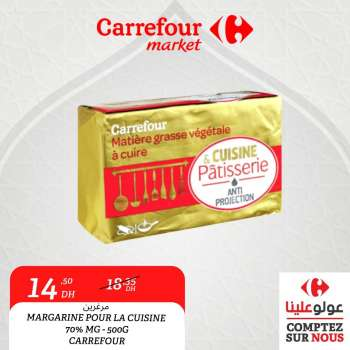 Catalogue Carrefour Market - 27/03/2021 - 31/03/2021.