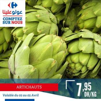 Catalogue Carrefour - 02/04/2021 - 05/04/2021.