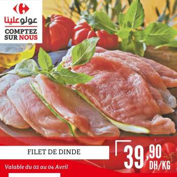 Catalogue Carrefour Market - 02/04/2021 - 04/04/2021.