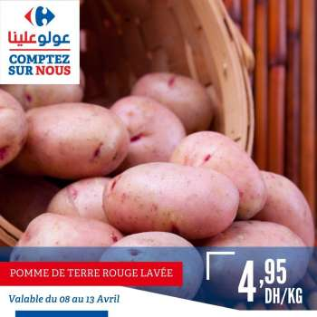 Catalogue Carrefour - 08/04/2021 - 13/04/2021.
