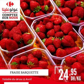 Catalogue Carrefour Market - 08/04/2021 - 13/04/2021.