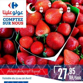 Catalogue Carrefour - 15/04/2021 - 20/04/2021.