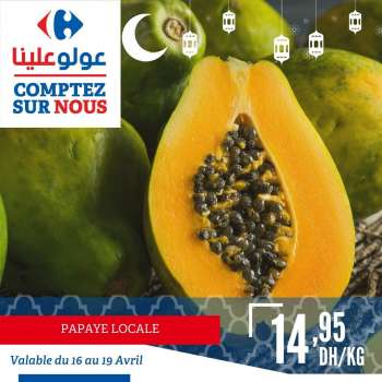 Catalogue Carrefour - 16/04/2021 - 19/04/2021.