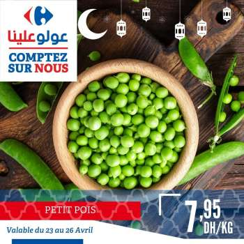 Catalogue Carrefour - 23/04/2021 - 26/04/2021.