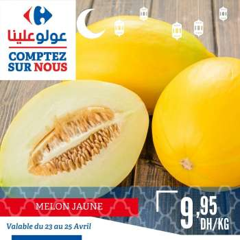 Catalogue Carrefour - 23/04/2021 - 25/04/2021.