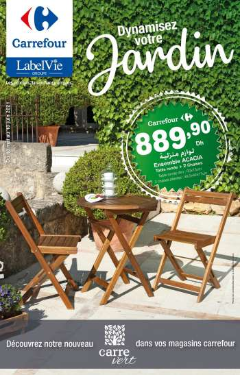 Catalogue Carrefour - 10/05/2021 - 10/06/2021.