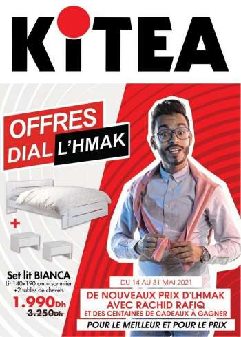 Catalogue KITEA.