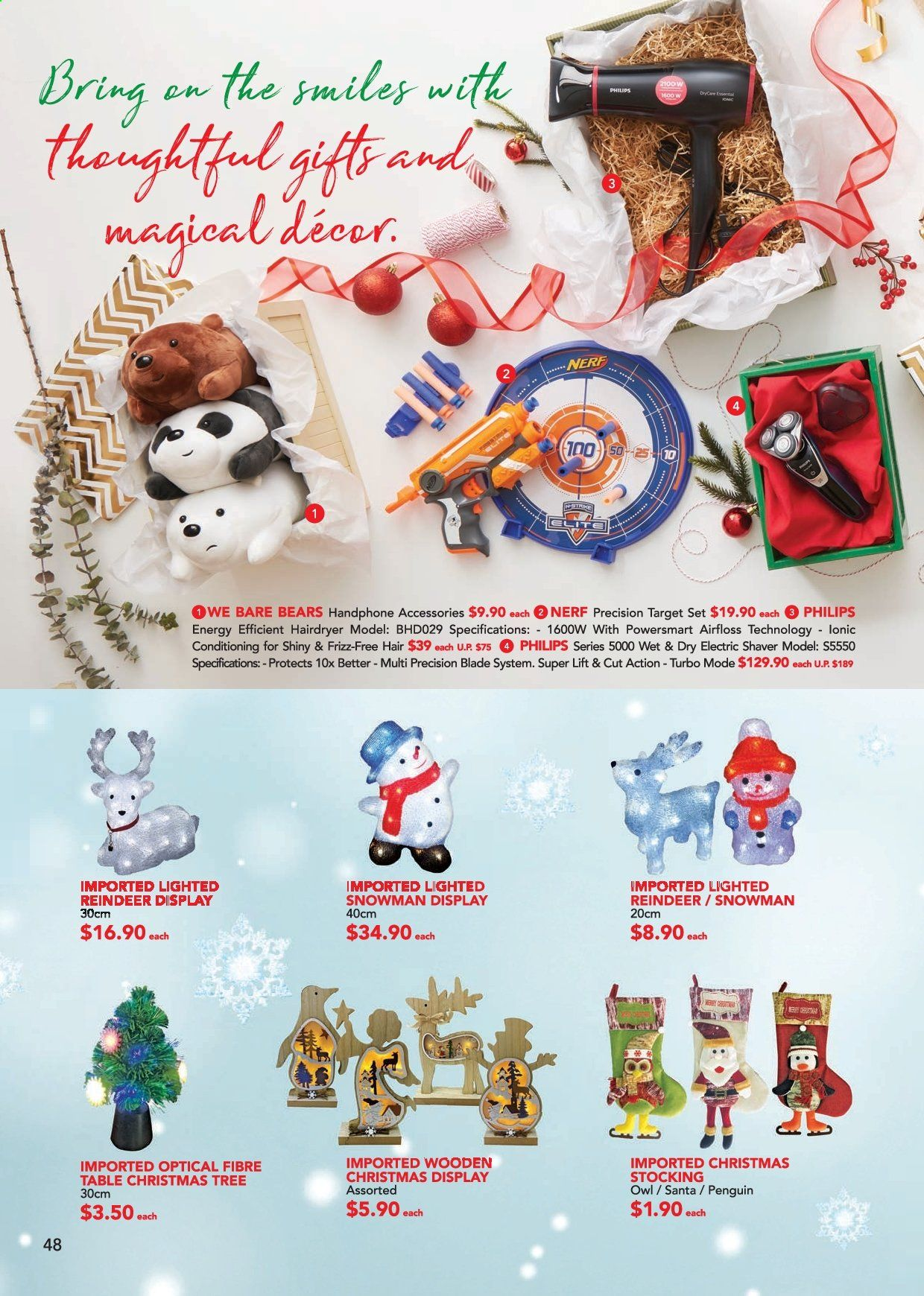 FairPrice catalogue  - 07.11.2019 - 25.12.2019. Page 48.