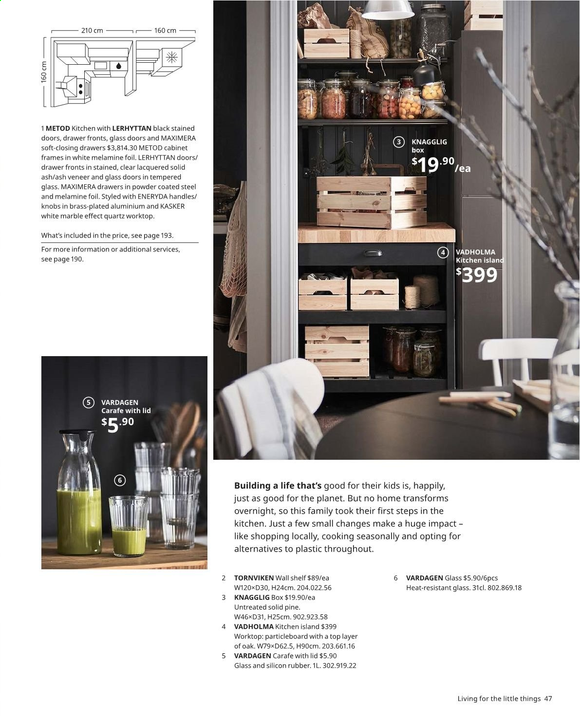 Ikea Promotion Page 47 Top Catalogues