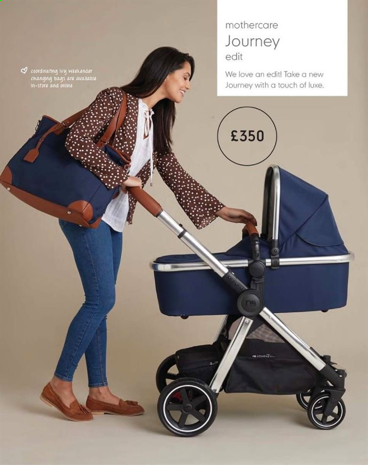 Mothercare catalogue . Page 138.