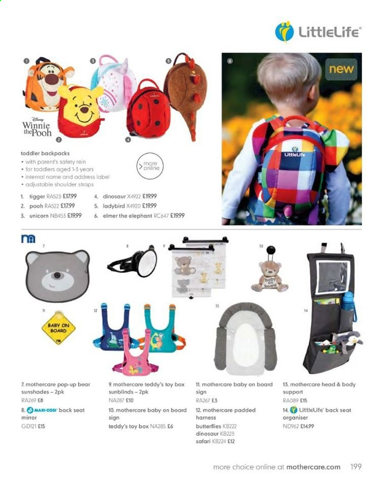 <retailer> - <MM/DD/YYYY - MM/DD/YYYY> - Sales products - ,<products from flyers>. Page 199