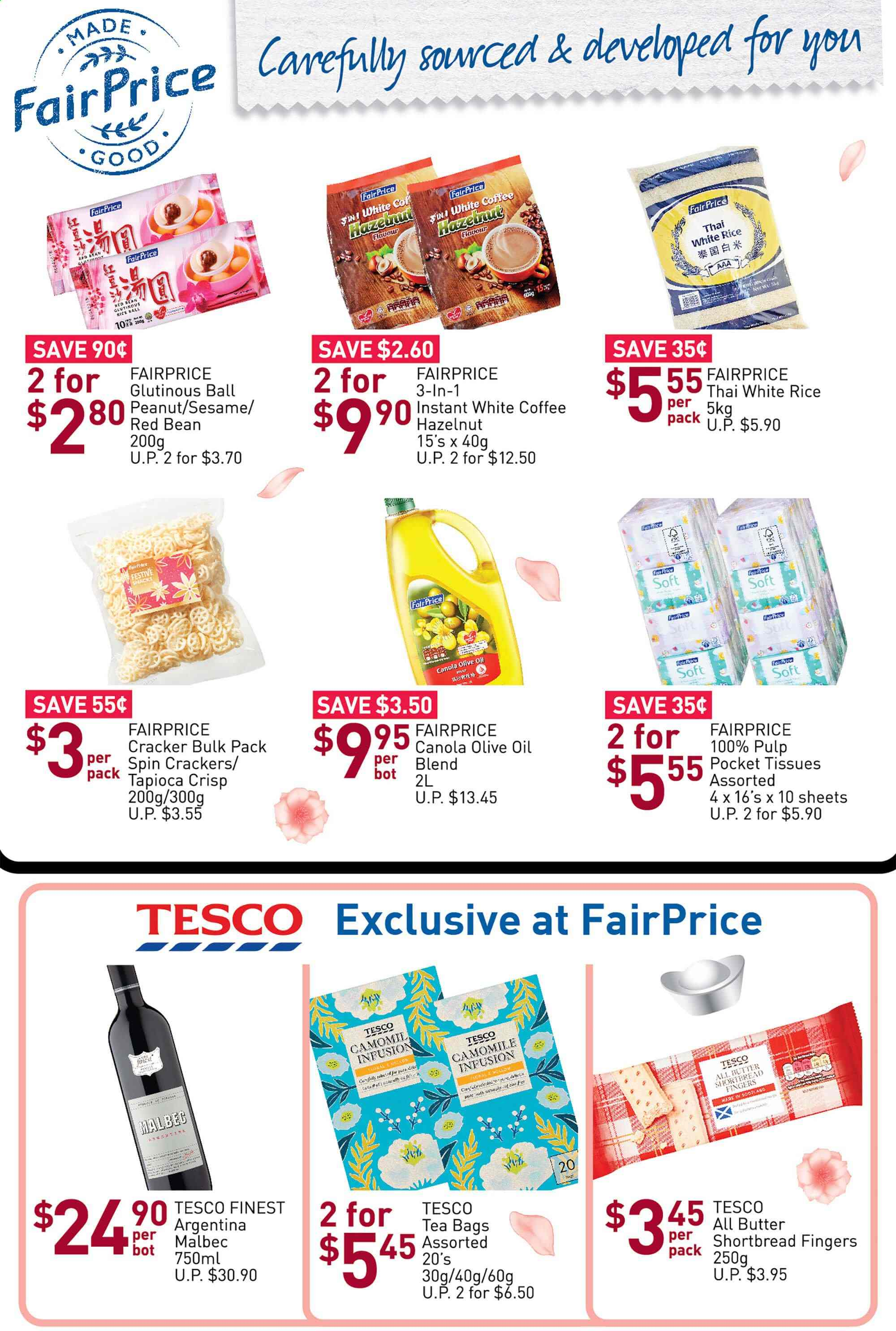 FairPrice catalogue  - 09.01.2020 - 15.01.2020. Page 2.