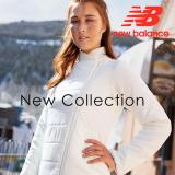 New Balance catalogue .