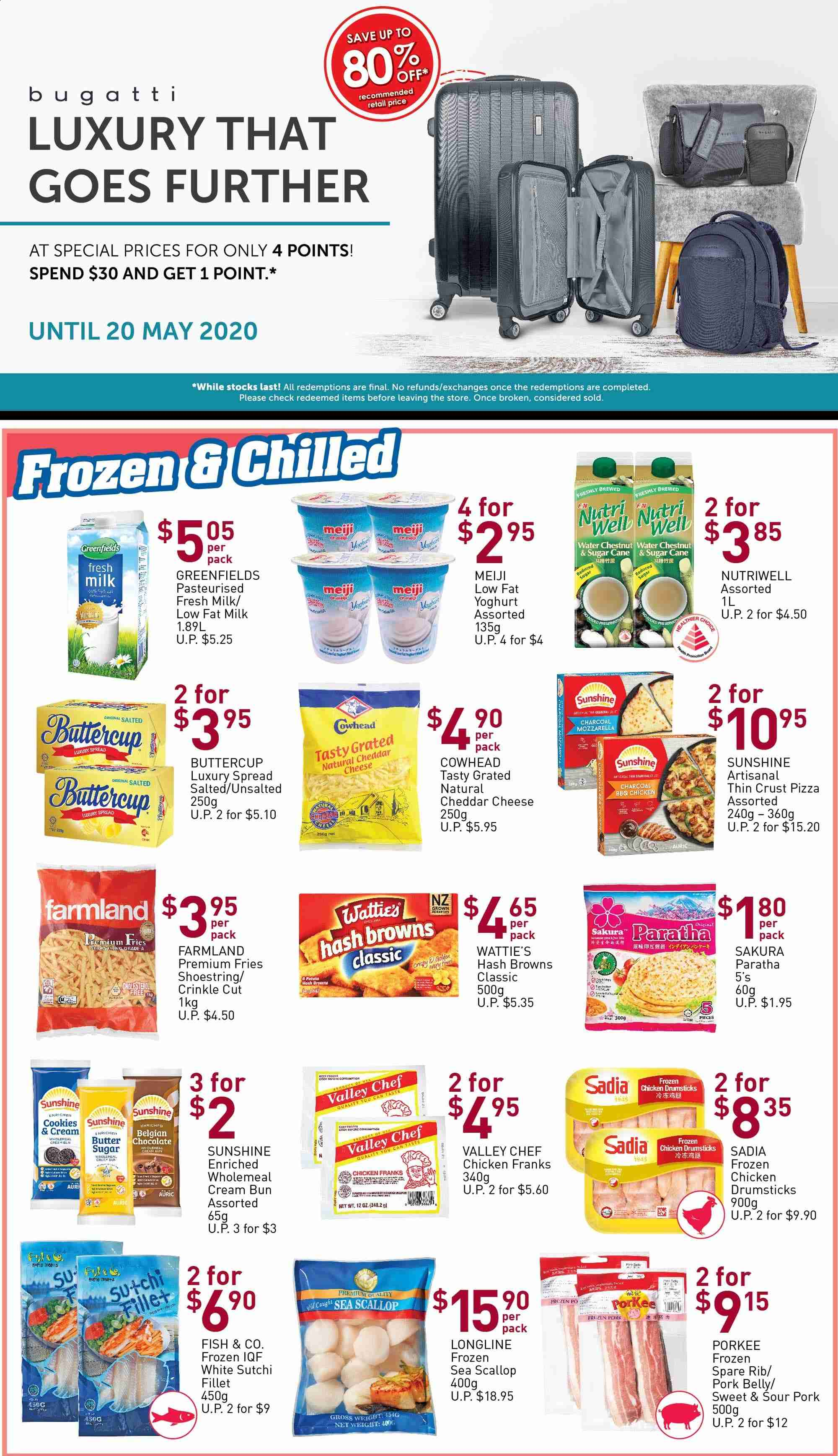 FairPrice catalogue  - 05.03.2020 - 11.03.2020. Page 3.
