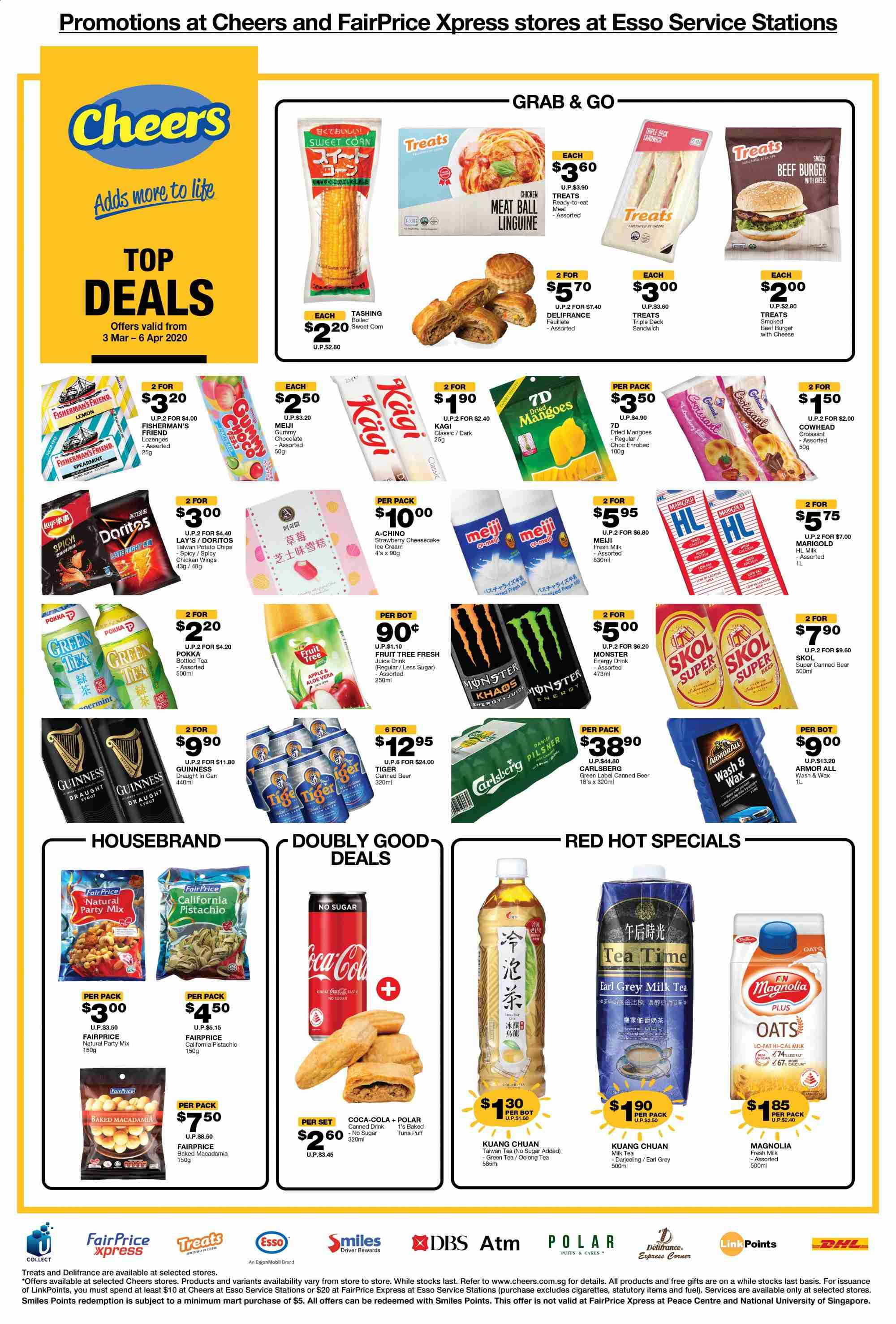FairPrice catalogue  - 03.03.2020 - 06.04.2020. Page 2.