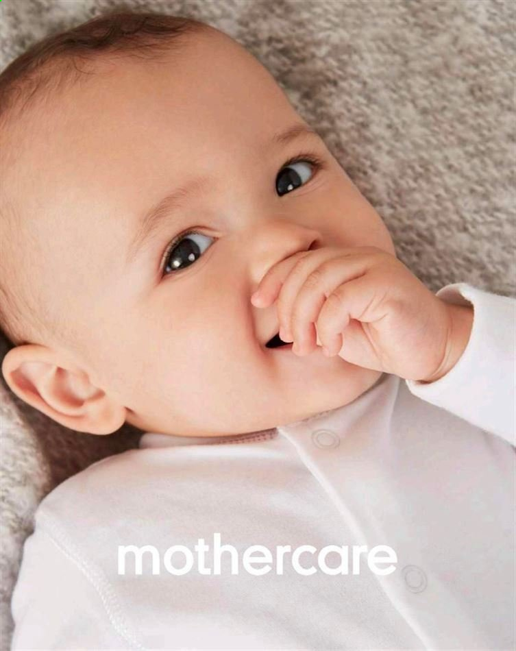 Mothercare catalogue . Page 1.
