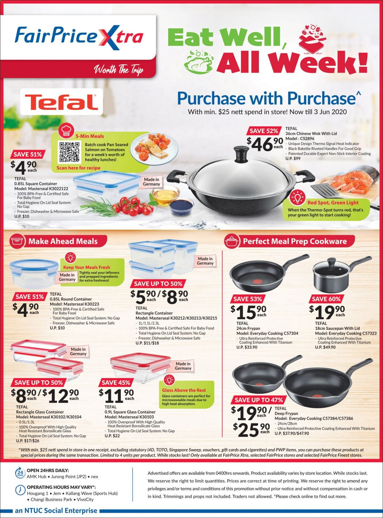 FairPrice catalogue  - 07.05.2020 - 03.06.2020. Page 2.