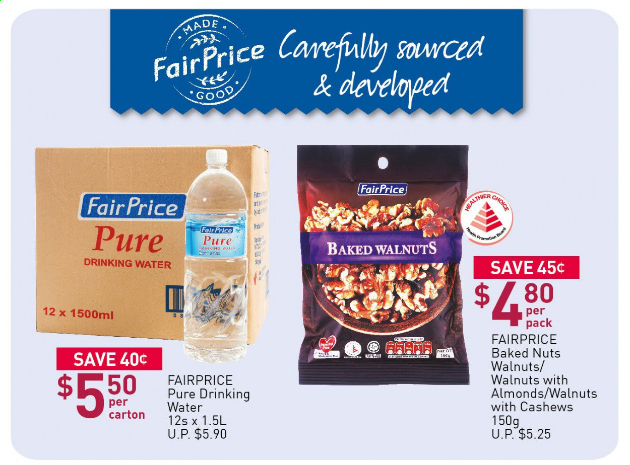 FairPrice catalogue  - 28.05.2020 - 03.06.2020. Page 5.