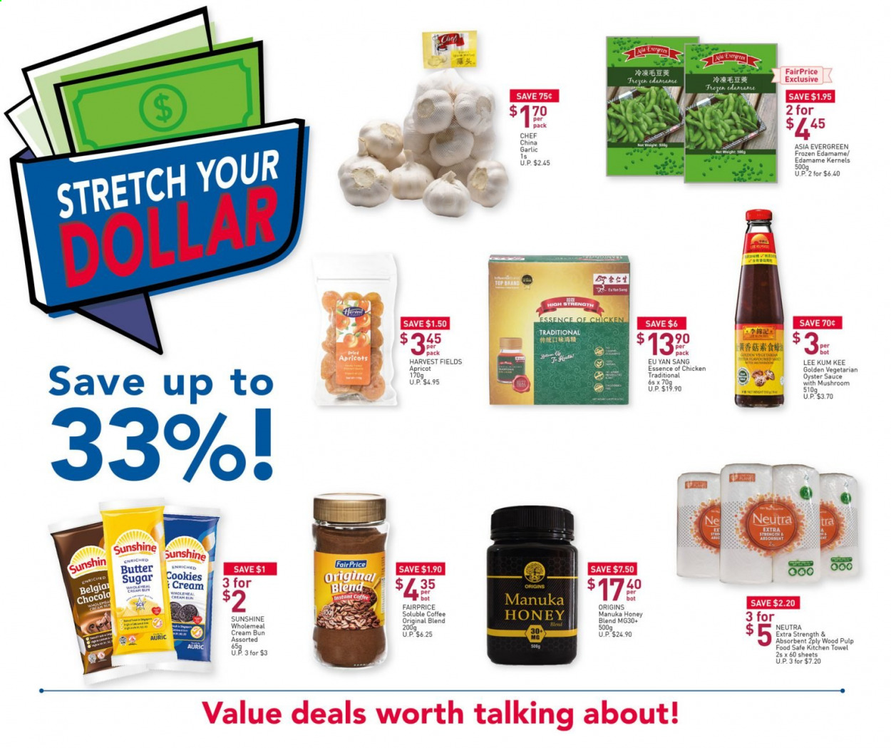 FairPrice catalogue  - 28.05.2020 - 03.06.2020. Page 9.