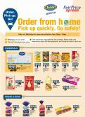 FairPrice catalogue .