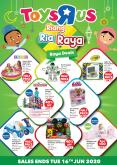 "Toys""R""Us catalogue  - 01.06.2020 - 16.06.2020."