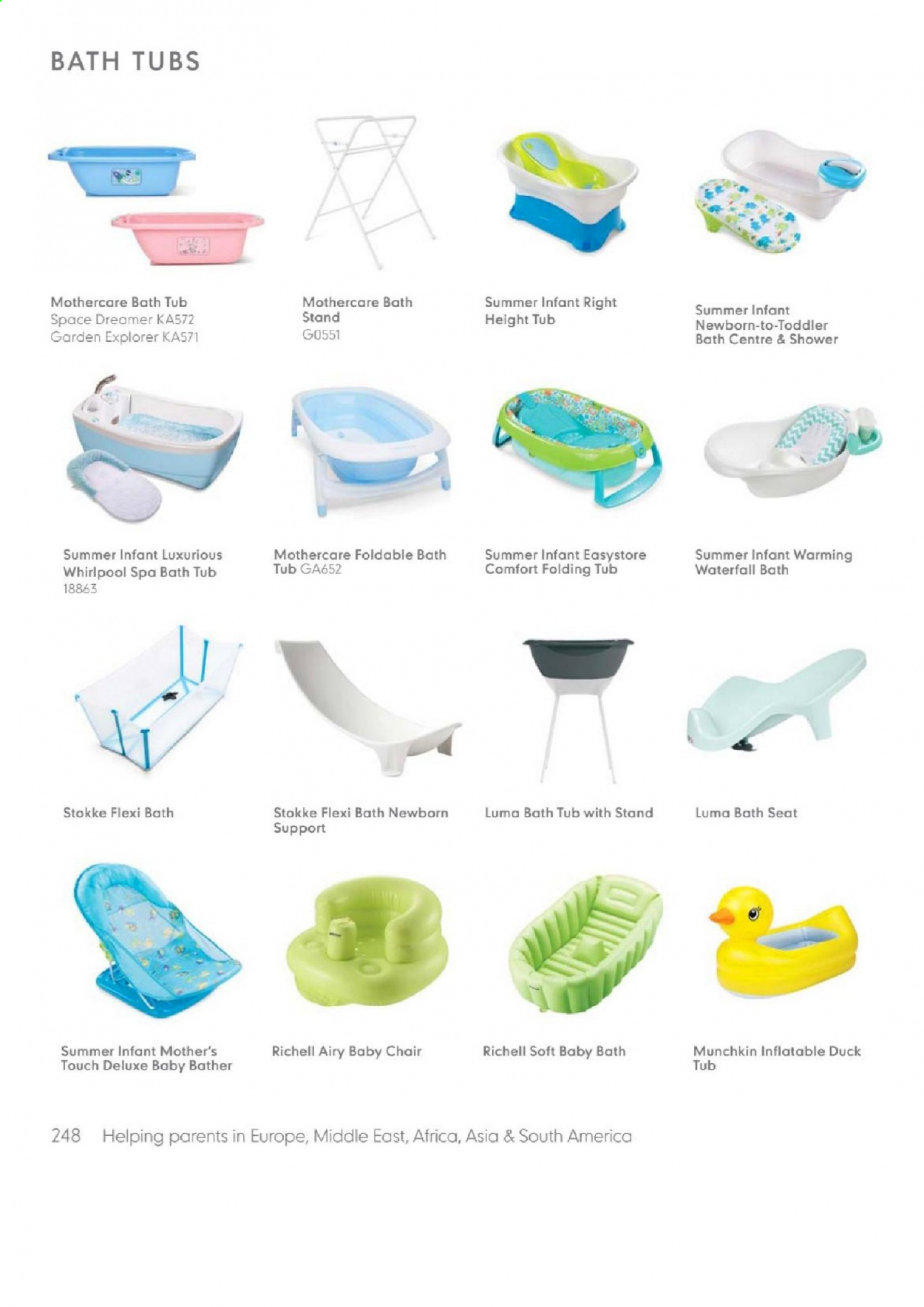 Mothercare Promotion Page 246 Top Catalogues