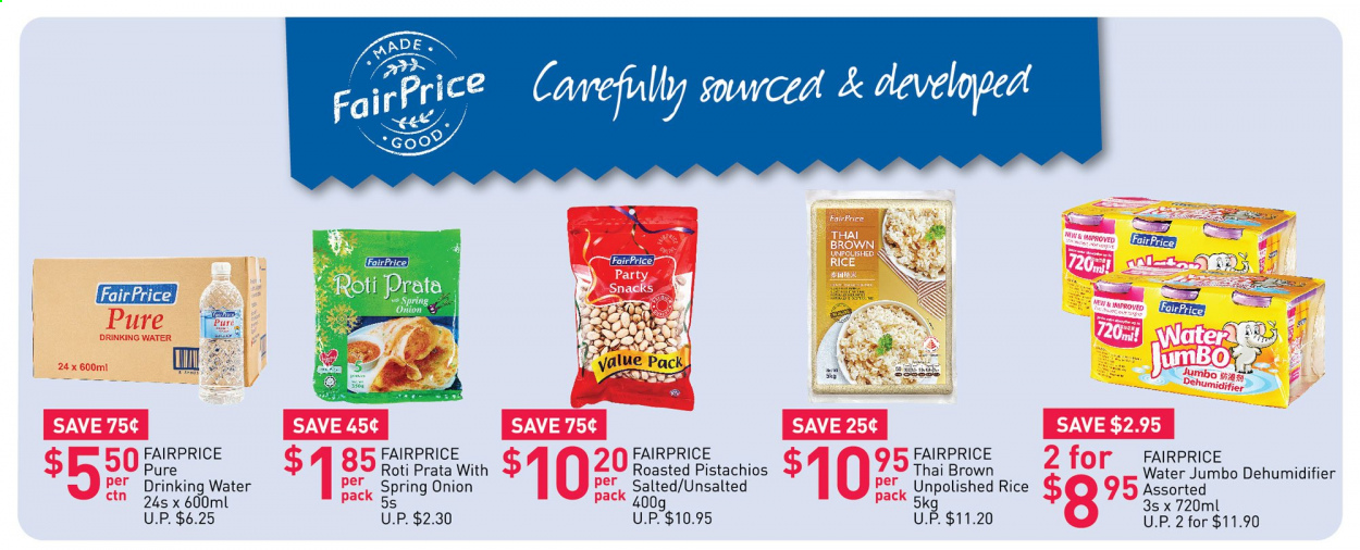 FairPrice catalogue  - 18.06.2020 - 24.06.2020. Page 3.