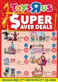 "Toys""R""Us catalogue  - 17.06.2020 - 31.07.2020."