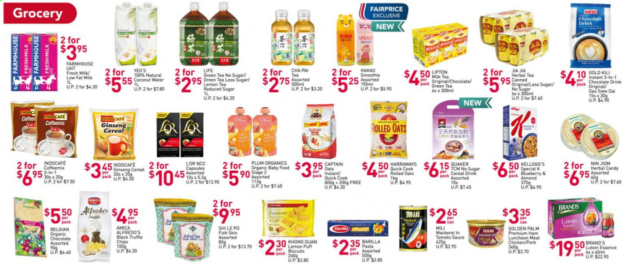 FairPrice catalogue  - 25.06.2020 - 01.07.2020. Page 4.