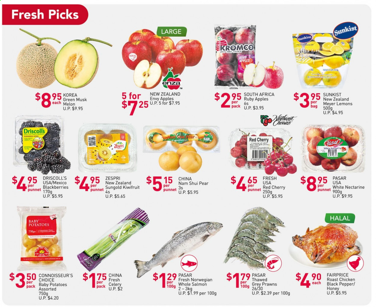 FairPrice catalogue  - 25.06.2020 - 01.07.2020. Page 9.