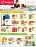 FairPrice catalogue  - 25.06.2020 - 01.07.2020.