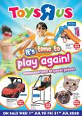 "Toys""R""Us catalogue  - 01.07.2020 - 31.07.2020."
