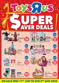 "Toys""R""Us catalogue  - 17.07.2020 - 02.08.2020."