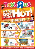 "Toys""R""Us promotion"