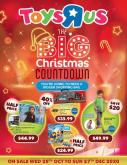 "Toys""R""Us catalogue  - 28.10.2020 - 27.12.2020."