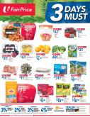 FairPrice catalogue  - 27.11.2020 - 29.11.2020.