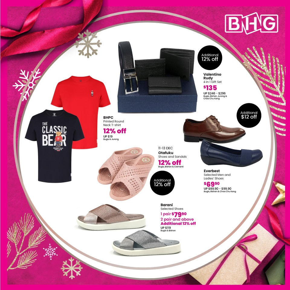BHG catalogue  - 11.12.2020 - 20.12.2020. Page 11.