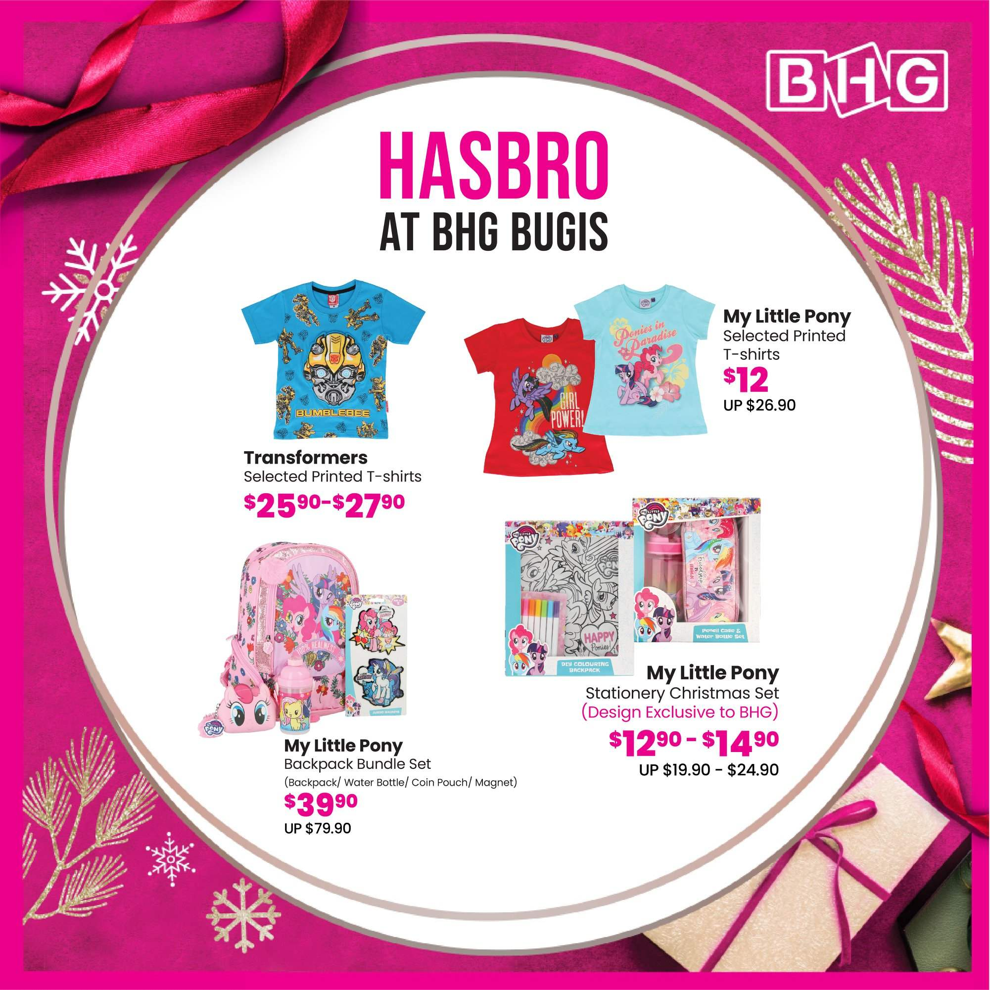 BHG catalogue  - 11.12.2020 - 20.12.2020. Page 4.