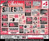Best Denki catalogue  - 22.12.2020 - 28.12.2020.