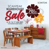 Scanteak catalogue  - 08.01.2021 - 17.01.2021.