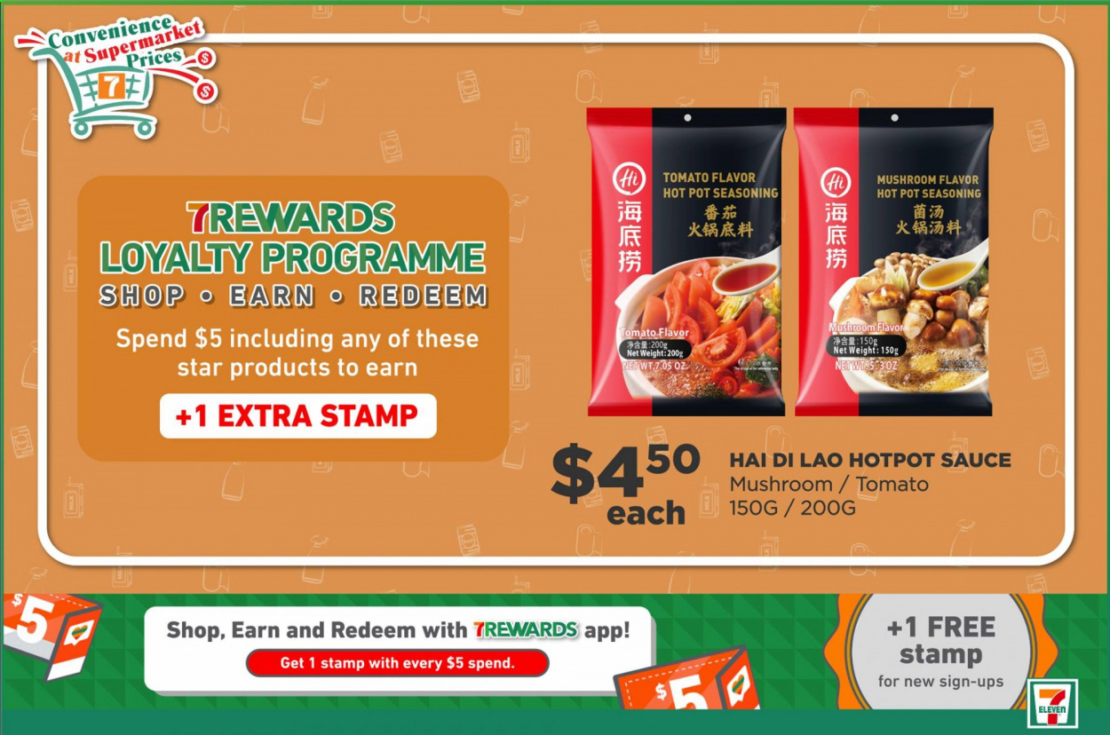 7 Eleven catalogue  - 10.01.2021 - 19.01.2021. Page 1.