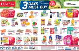 FairPrice catalogue  - 15.01.2021 - 17.01.2021.