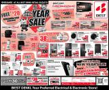 Best Denki catalogue  - 15.01.2021 - 18.01.2021.