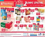 FairPrice catalogue  - 16.01.2021 - 17.01.2021.