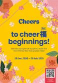 Cheers catalogue  - 29.12.2020 - 28.02.2021.