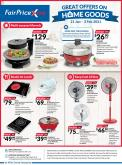 FairPrice catalogue  - 21.01.2021 - 03.02.2021.